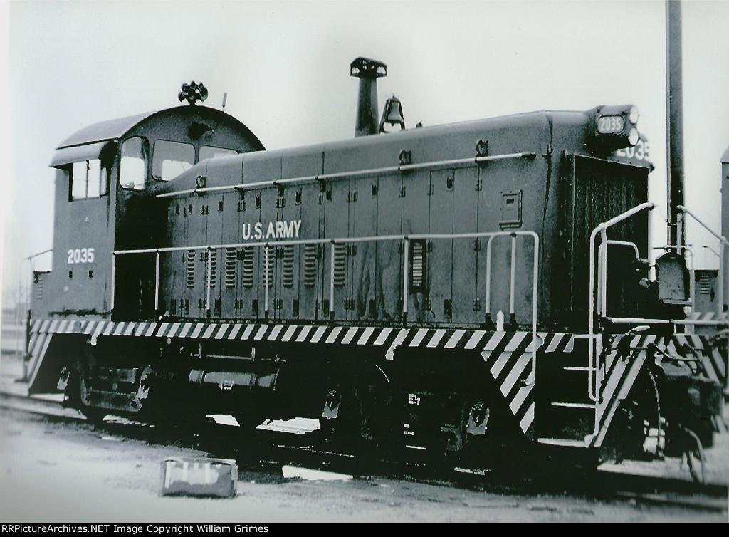 USAX 2035 (SW8)