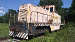 F&N Railroad's fromer Navy 80-Ton