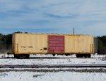 80-Ton Boxcar