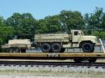 5-Ton truck & trailer