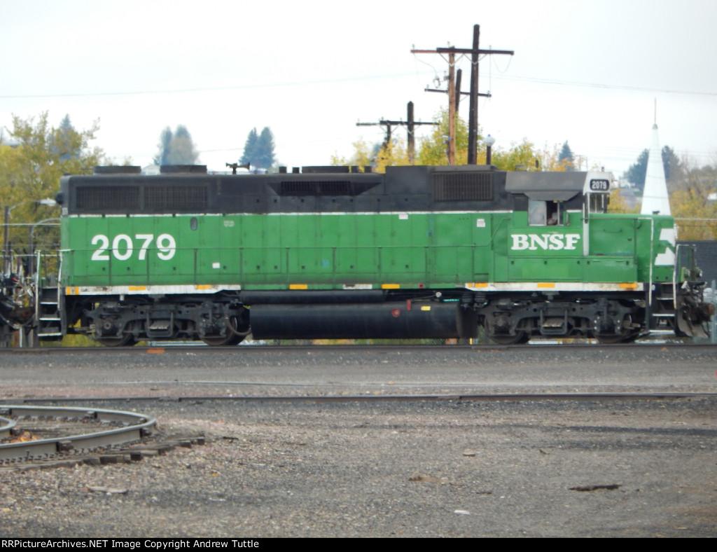 BNSF 2079