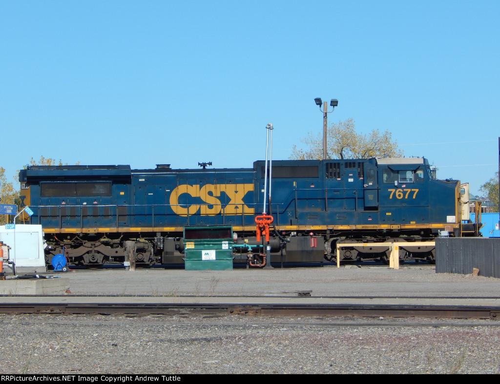 CSX 7677