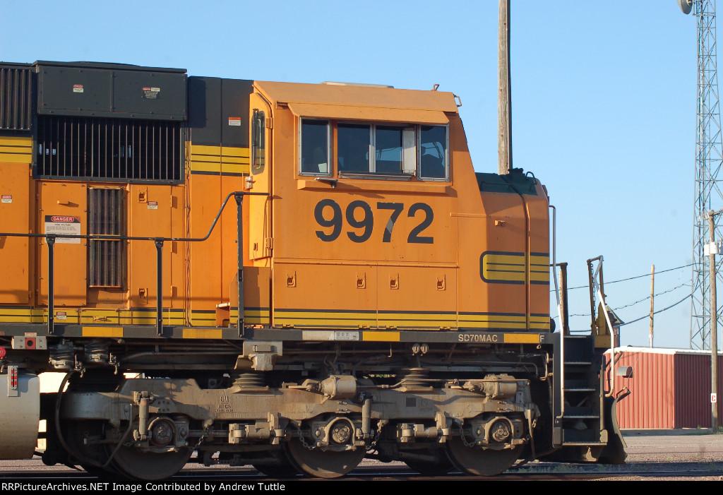BNSF 9972