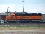 BNSF 2689