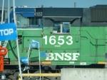 BNSF 1653