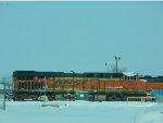 BNSF 7491