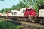 SOO SD60 6021