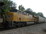 UP 7401 Trailing on NS #285