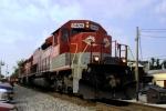 RJC Tunnel Motor 5409 leads K562 north
