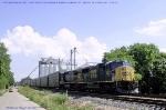 """""""Spirit of Cumberland"""" leads Q282 north"""