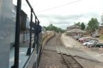 The vintage Missouri Pacific depot