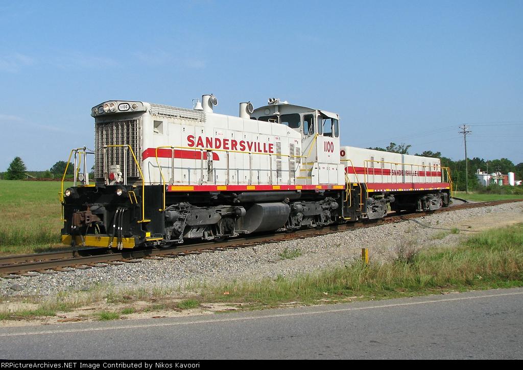 Sandersville 1100 - A original Kaolin country workhorse