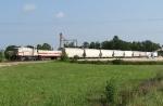Sandersville Railroad transload facility