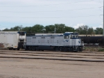 Amtrak Genset 591