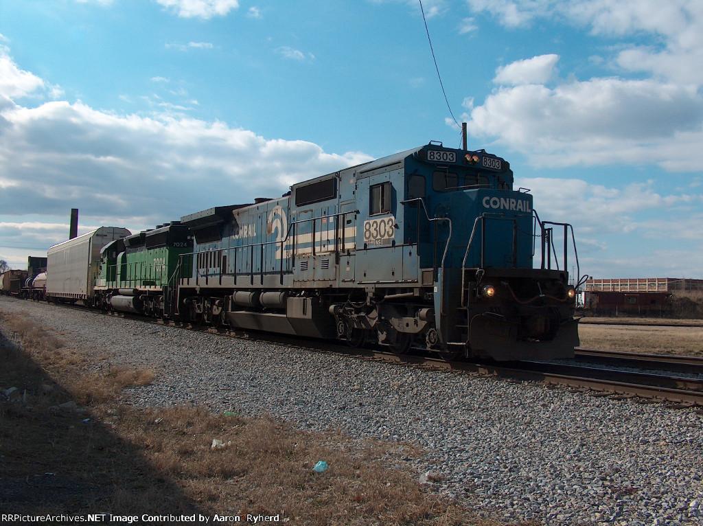 NS 8303