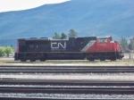 CN 8856 sitting in Jasper Yard
