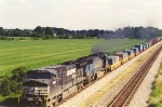 Intermodal moves north