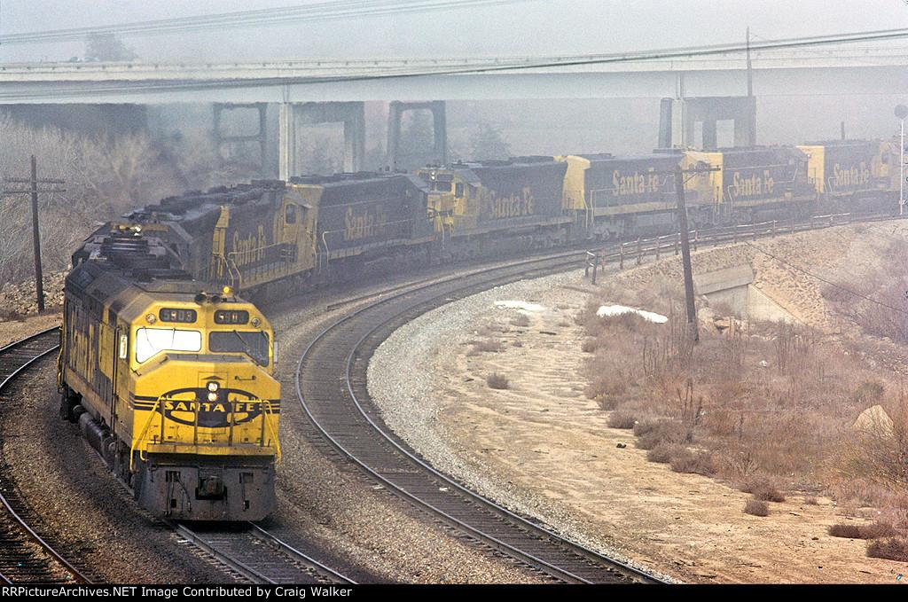 ATSF 5903 - Keene, CA - 12/23/78