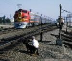 ATSF 33L - La Mirada, CA - 2/70