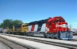 ATSF 5700 - Barstow, CA - 7/20/75