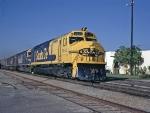 ATSF 5942 - Fullerton, CA - 12/2/72