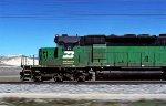 BN 6801 - Tehachapi, CA - 3/19/78