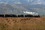 CP 2860 - Tehachapi Mountains, CA - 3/29/77