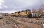 UP 815 - Victorville, CA - 3/6/73