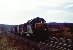 Foreign power on the ex-Reading Company East Penn Main Line
