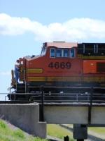 BNSF 4669