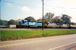 CSX/Conrail Freight at Emerson GA