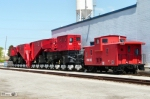 CEBX 800 SCHNABEL CAR AND CABOOSE PHNX 102