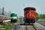 NEW GOT 633 & CN 8845