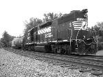 NS 5085 in B/W.