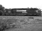 NS 5085 in B/W