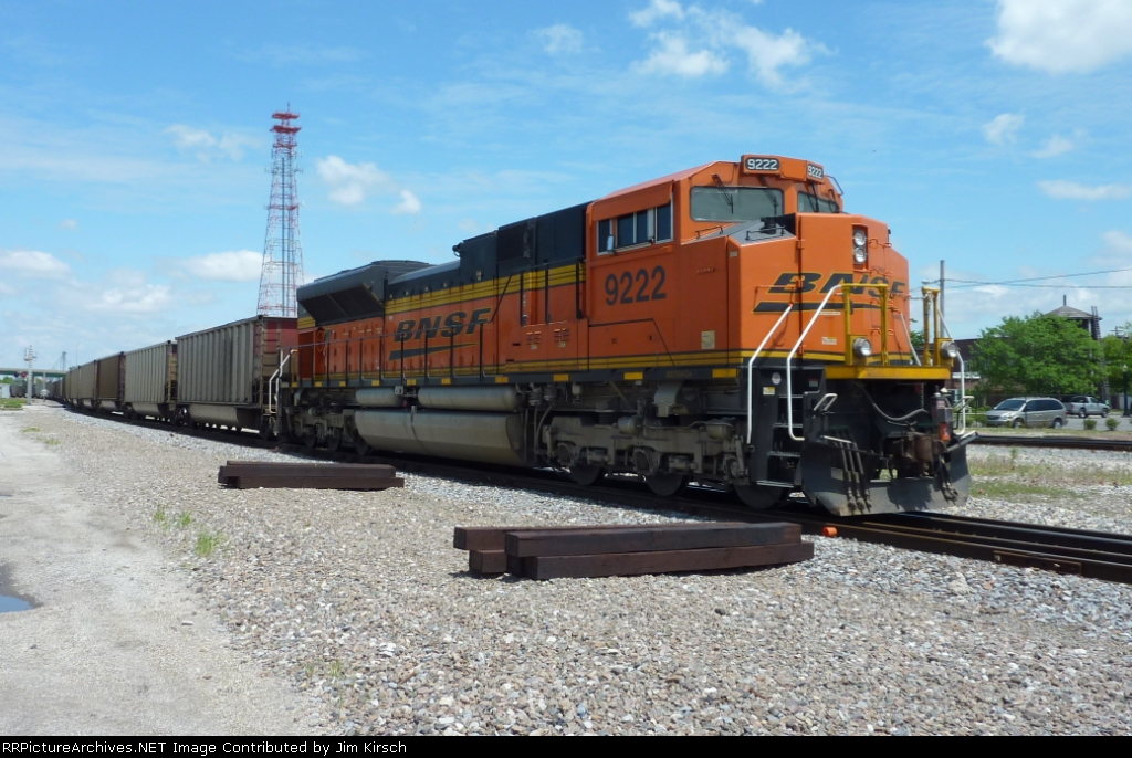 BNSF 9222