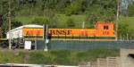 BNSF 258