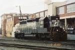 NS SD40-2 3211