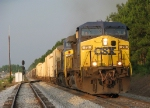 CSX Q471 at Hull Siding
