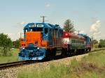 Train at Kootenai