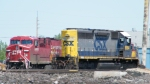 CP Rail & CSX @ Frontier Yard