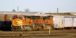 BNSF 5133 and two H1