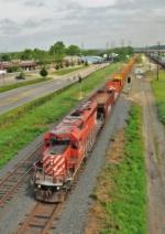SD40-2 Railtrain