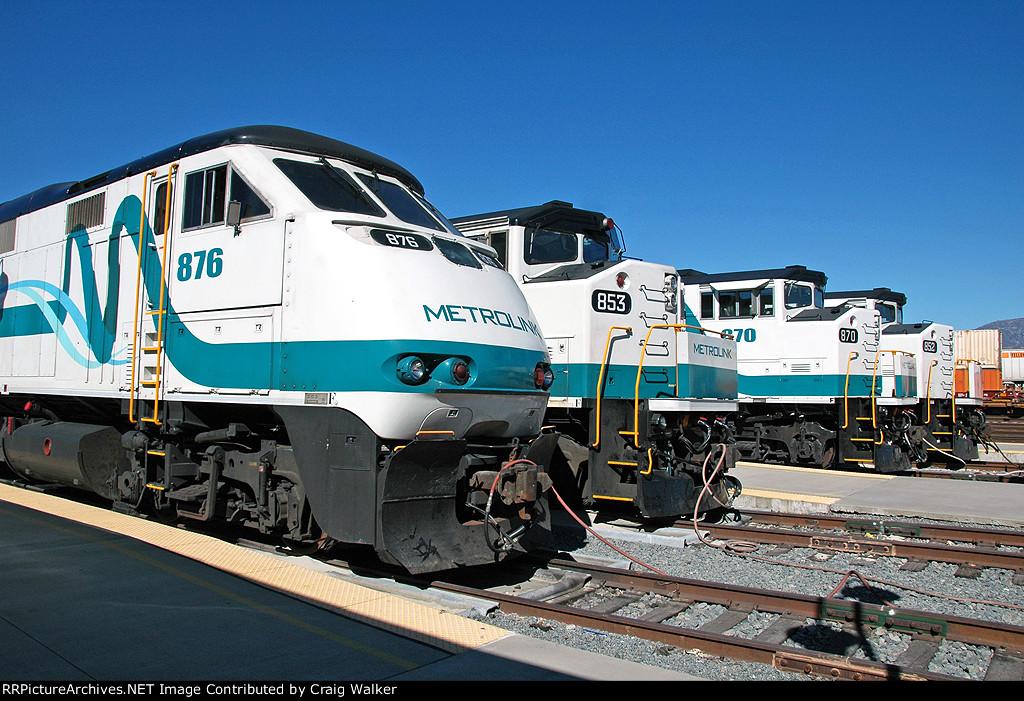 SCAX 876 - San Bernardino, CA - 2/12/11