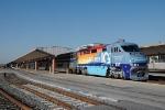 Amtrak F59PHI 457 & display train