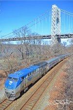 AMTK 705 - New York NY - 03/15/18