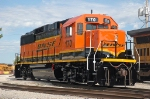 BNSF 170 - Kansas City, MO - 9/17/10