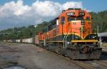 BNSF 3205 - Kansas City, MO - 9/19/10