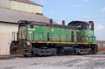 BNSF 3418 - Kansas City, MO - 9/17/10