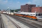 BNSF 6636 - Kansas City, MO - 9/18/10